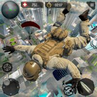 Real Commando Fire Ops Mission: Offline FPS Games  APKs (Mod) Download – for android