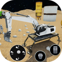 Space Colony Construction Simulator 3D: Mars City  APKs (Mod) Download – for android