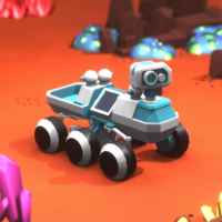 Space Rover: Idle planet mining tycoon simulator  APKs (Mod) Download – for android