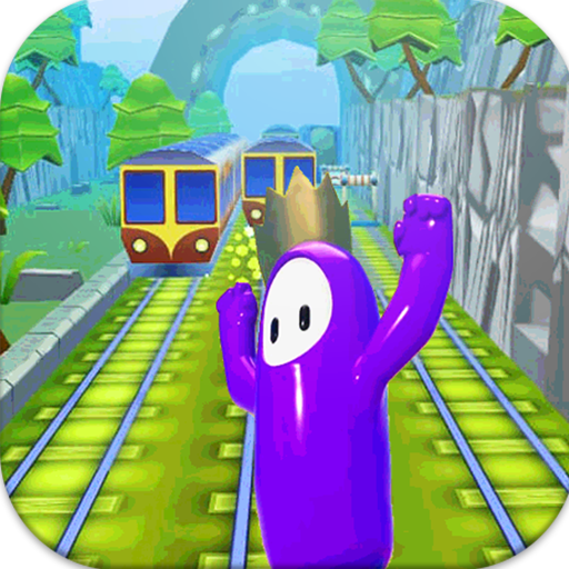 Subway Fall Run Guys  APKs (Mod) Download – for android