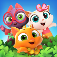 Tropicats Match 3 Games on a Tropical Island  1.63.325 APKs (Mod) Download – for android