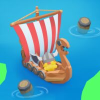 Viking Life: Wild north, idle tycoon games adcap  APKs (Mod) Download – for android