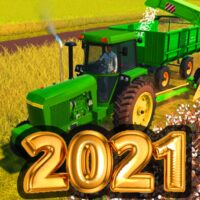 Village Tractor Drive 2021-Farm Offroad Sim Games  APKs (Mod) Download – for android