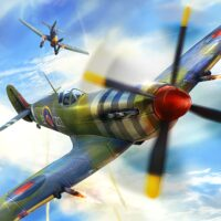 Warplanes: WW2 Dogfight  APKs (Mod) Download – for android