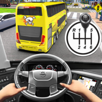 Bus Driving Simulator Games : Coach Parking School  APKs (Mod) Download – for android