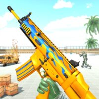 FPS Shooter Games Gun Ops 2021  APKs (Mod) Download – for android