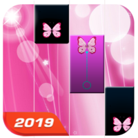 Piano Rose Tile Butterfly 2021  APKs (Mod) Download – for android