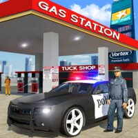 Police Car Wash Service: Gas Station Parking Games  APKs (Mod) Download – for android
